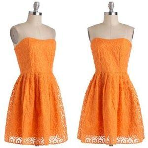 NWT Modcloth Glow Dancing Dress